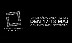 Scandinavian photo expo 2013